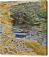Calming Flow Canvas Print