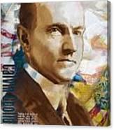 Calvin Coolidge Canvas Print