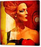Calypso Mama Canvas Print