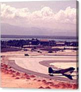 Cam Rahn Bay Airfield Canvas Print