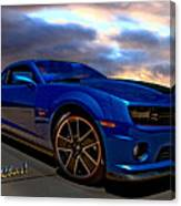 Camaro Hot Wheels Edition Canvas Print