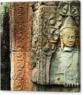 Cambodia Angkor Wat 1 Canvas Print