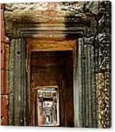 Cambodia Angkor Wat 5 Canvas Print