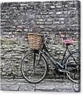 Cambridge Bike 3 Canvas Print