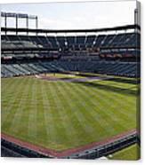 Camden Yards - Baltimore Orioles Canvas Print