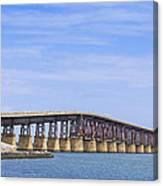 Camelback Bridge Canvas Print
