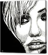 Cameron Diaz Canvas Print