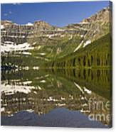 Cameron Lake Canvas Print