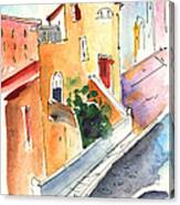 Camogli In Italy 01 Canvas Print