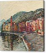 Camogli Canvas Print