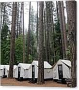 Camp Curry Canvas Print