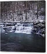 Campbell Falls Canvas Print