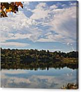Campbell Lake Canvas Print