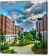 Campus Life Canvas Print