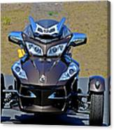 Can-am Spyder - The Spyder Five Canvas Print