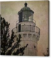 Cana Island Light Canvas Print