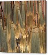 Canada Vancouver Brooms Canvas Print