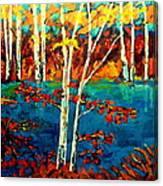 Canadian  Landscape Artist Carole Spandau Canvas Print