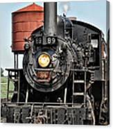 Canadian National Railway 89 Canvas Print