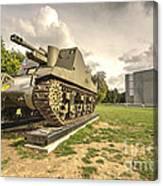 Canadian Tank  Canvas Print
