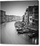 Canal Grande Study IIi Canvas Print