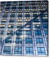 Canary Wharf Tower Canvas Print