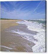 Canaveral National Seashore Canvas Print