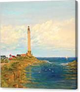 Candlestick Bay Canvas Print