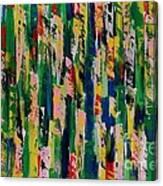 Candy Crush Canvas Print