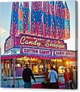 Candy Shoppe Canvas Print