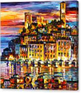 Cannes France Canvas Print