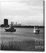 Canning River Iv Canvas Print