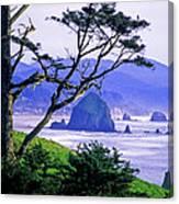 Cannon Beach Canvas Print