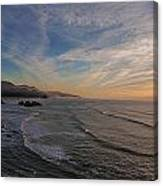 Cannon Beach Sunset Canvas Print