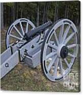 Cannon Ninety Six National Historic Site Canvas Print