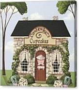 Canterbury Cupcakes Canvas Print