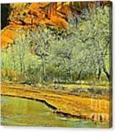 Canyon De Chelly - Spring I Canvas Print