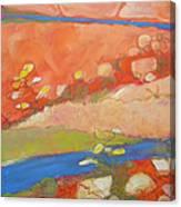 Canyon Dreams 22 Canvas Print