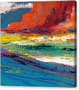 Canyon Dreams 34 Canvas Print