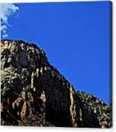 Canyon Junction Canvas Print
