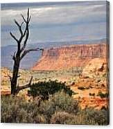 Canyon Vista 2 Canvas Print