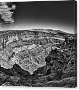 Canyonlands Cliffs Canvas Print