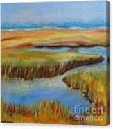 Cape Cod Colors Canvas Print