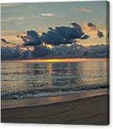 Cape Cod Sunrise Canvas Print