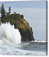 Cape Disappointment 3 A Canvas Print