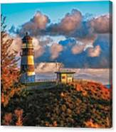 Cape Disappointment Light House Canvas Print