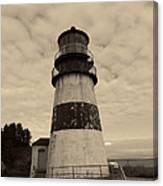 Cape Disappointment Lighthouse 2 Canvas Print