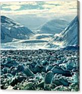 Cape Hallett Ross Sea Antarctica Canvas Print