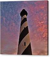Cape Hatteras Lighthouse 5 11/05 Canvas Print