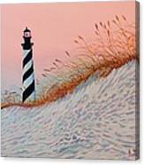 Cape Hatteras Sunrise Canvas Print